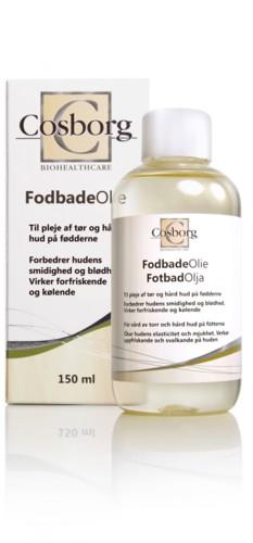 Cosborg Fotbadsolja 150 ml