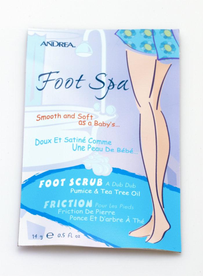 Foot Spa Scrub 14g