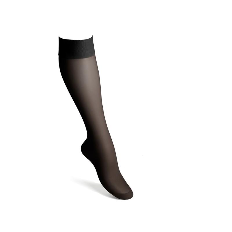 FUNQ WEAR stödstrumpor nylon, svart