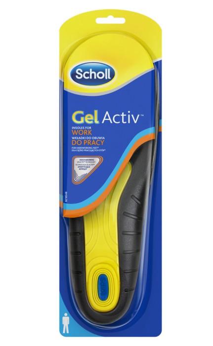 Scholl Gel Activ Work Men