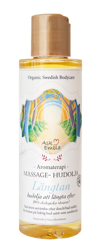 Ask & Embla Hud och Massageolja Längtan 150 ml